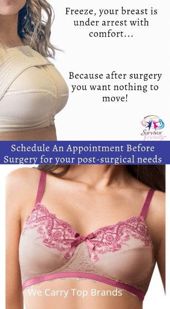 Manelines for hair therapy - post mastectomy products and skin care solutions